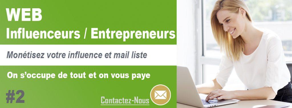 web entrepreneur